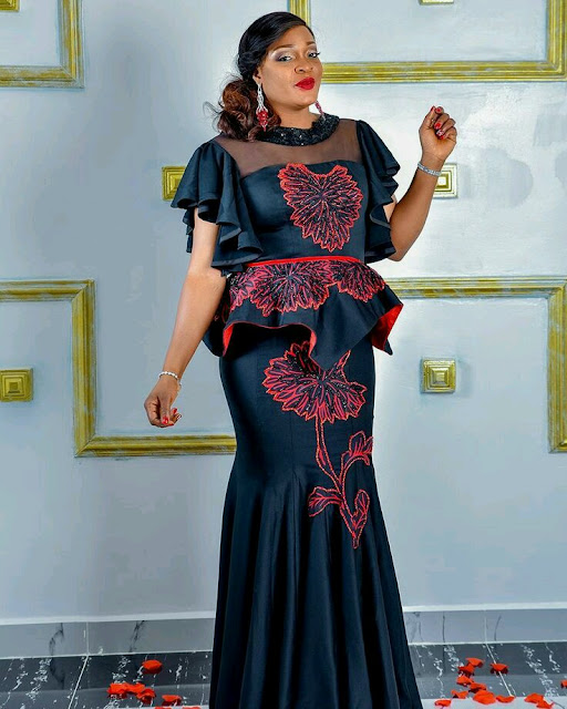 Ankara Long Skirt And Blouse Styles 2018 Latest Ankara Trends