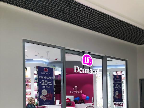 Návštěva prodejny Dermacol v Brně a co jsem si s sebou odnesla