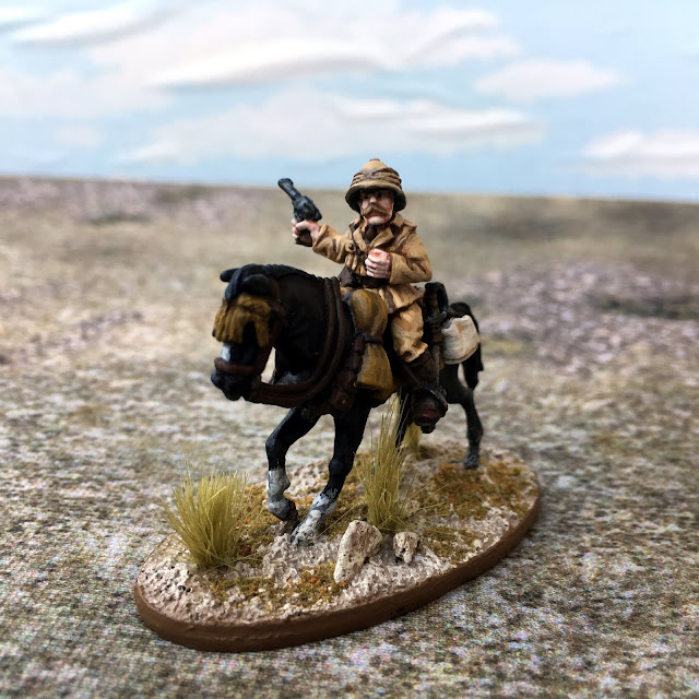 28mm Brigade Games Indian 17th Cavalry Miniatures