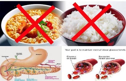 Resiko Makan Mie Dan Nasi Secara Bersamaan