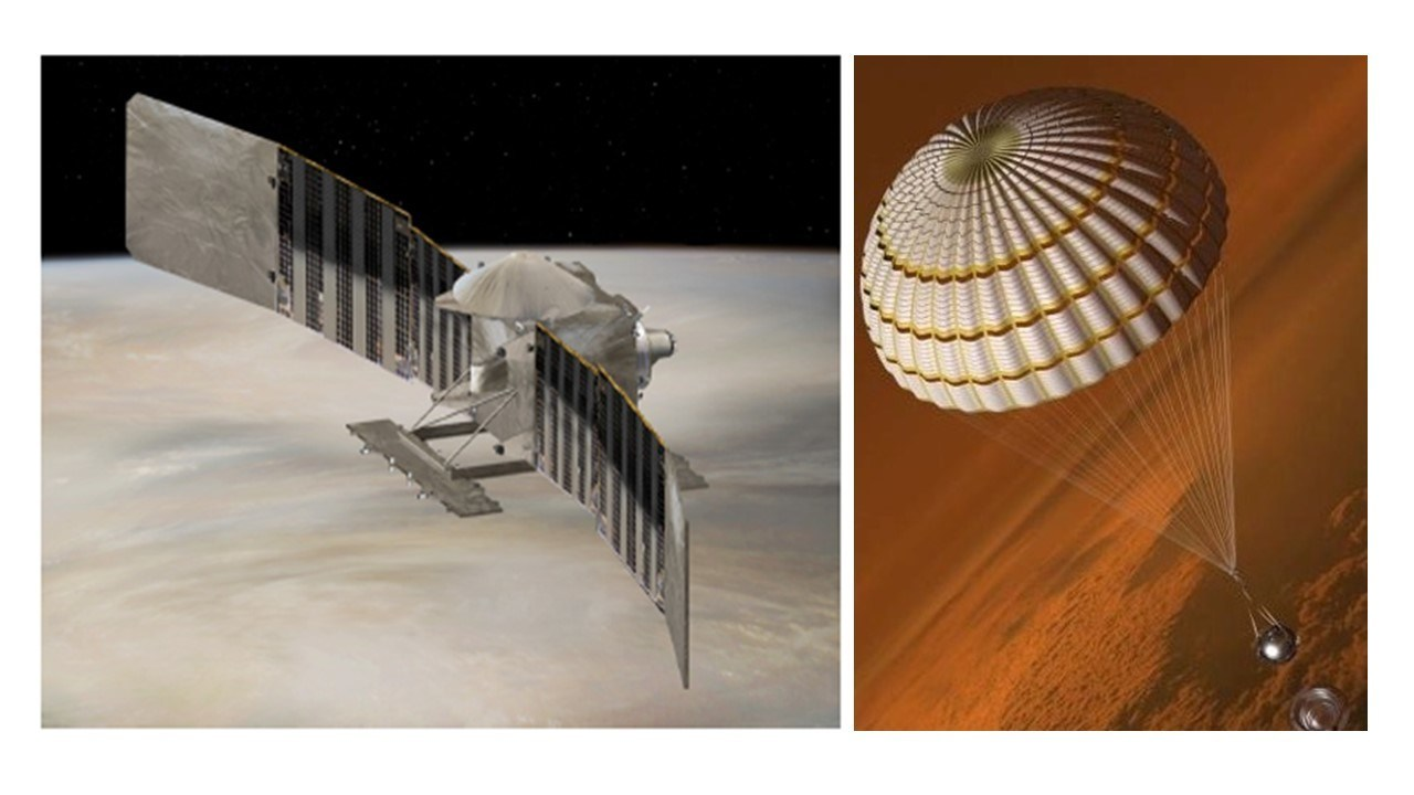 Lockheed Martin to Help NASA Uncover Mysteries of Venus with VERITAS and DAVINCI+ Spacecraft