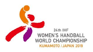 logo Mundial balonmano femenino Japon 2019