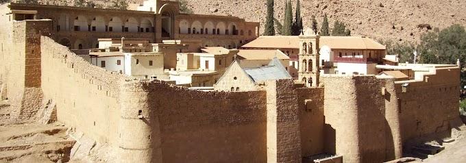 Τα παλίμψηστα στο αρχαιότερο μοναστήρι του Κόσμου