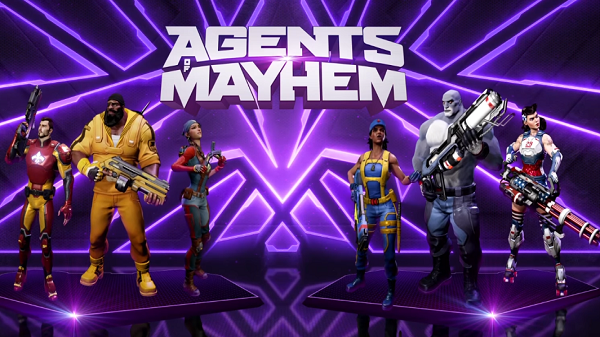 Free Download Agents of Mayhem