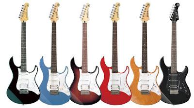 Bán Đàn guitar điện Yamaha Pacifica112J Giá 5 triệu tại Tphcm