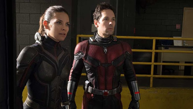 Ant-man and wasp cast
