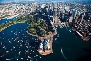1. Sydney Opera House