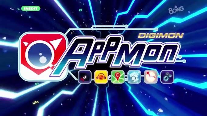 ¿Digimon Appmon podría estrenarse este Verano?