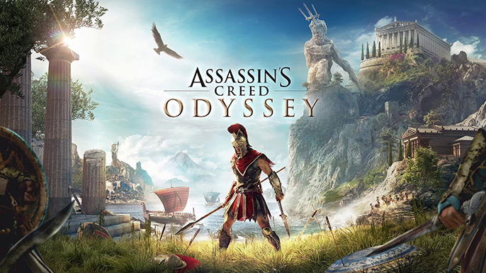 Comprar Assassin's Creed Odyssey Black Friday