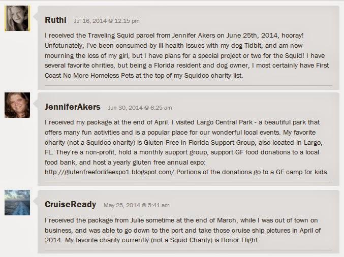 traveling squid usa 3 participants comments