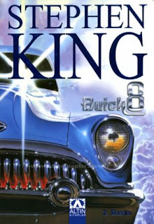 Buick 8 - Stephen King - EPUB PDF İndir