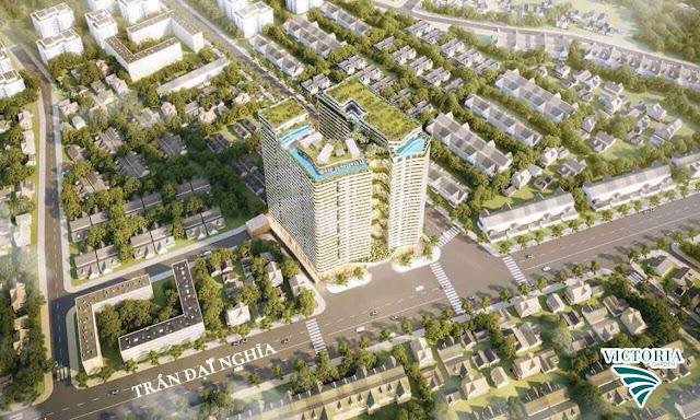 căn hộ chung cư Sky Park Bình Chánh