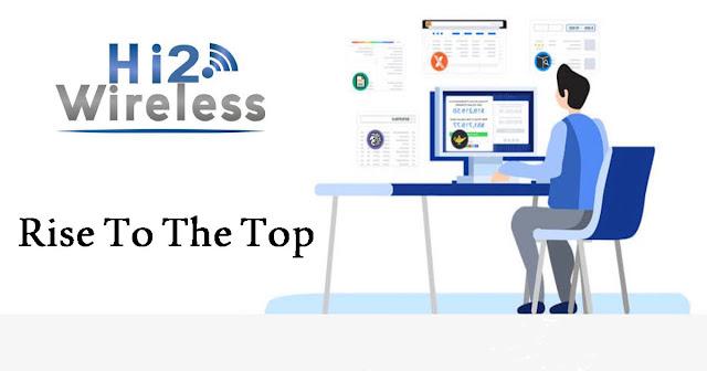Hi2wireless website is a wireless world