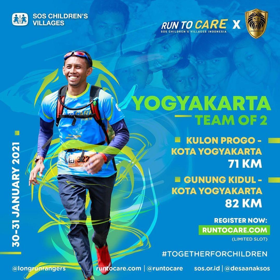 Run to Care - Yogyakarta • 2021