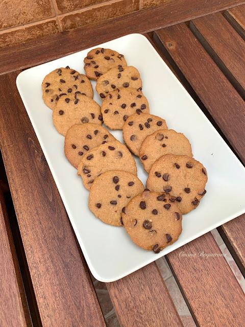 Cookies para merendar
