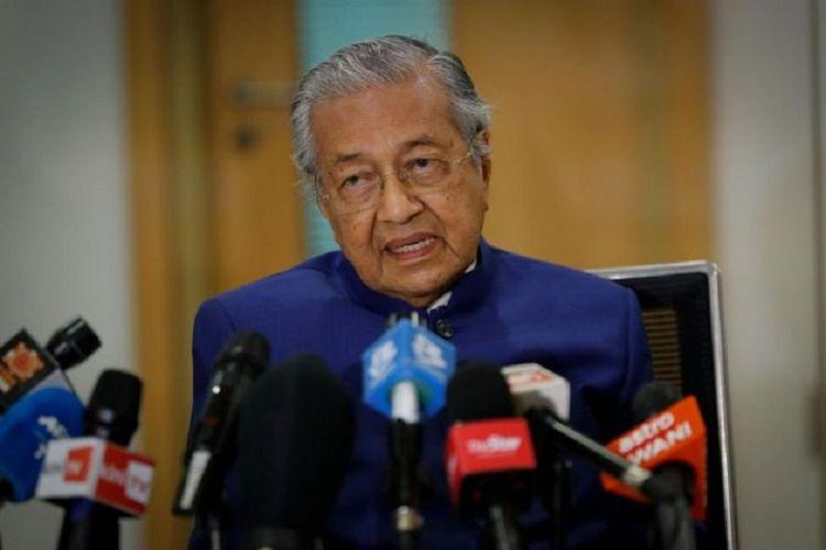 WNI Rencanakan Bunuh Mahathir Akhirnya Divonis 4 Tahun Penjara
