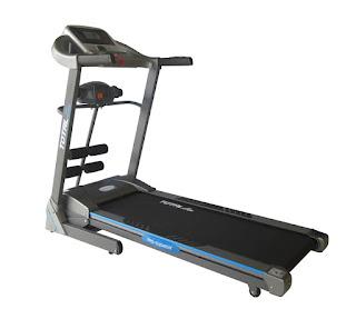 Treadmill Elektrik 4 in 1 TL 270 Watt Rendah