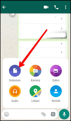 Cara Mengirim Video Lagu Lewat WhatsApp