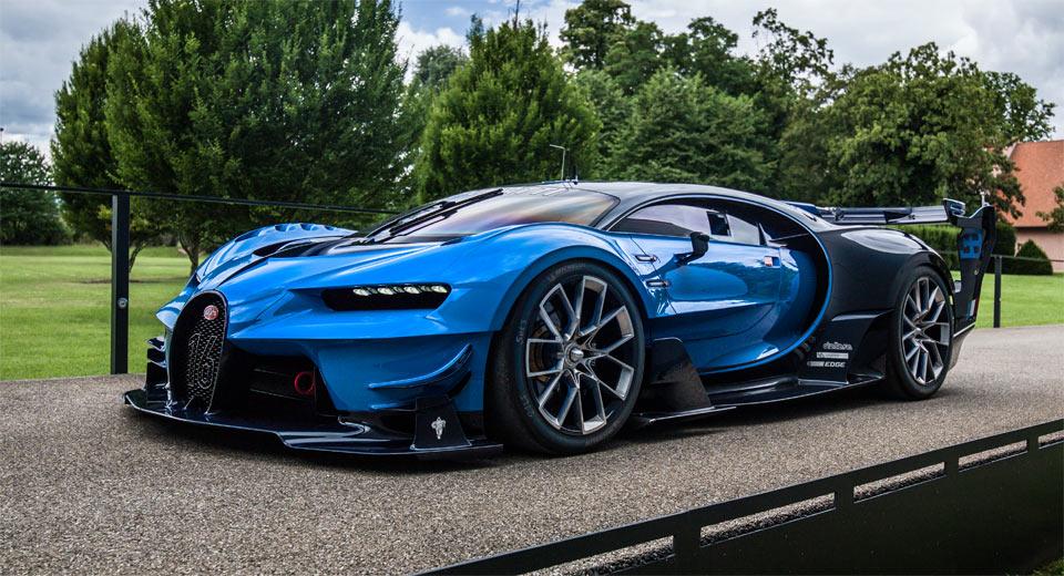 100 Hot Cars » Bugatti Concepts