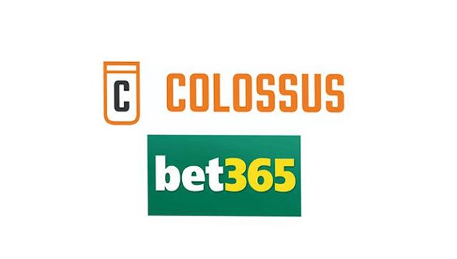 Bet365 Gunakan Lisensi Pembayaran Dari Colossus Bets