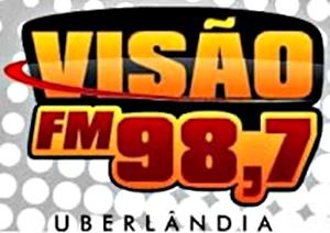 Ouvir agora Rádio Visão 98.7 FM - Uberlândia / MG