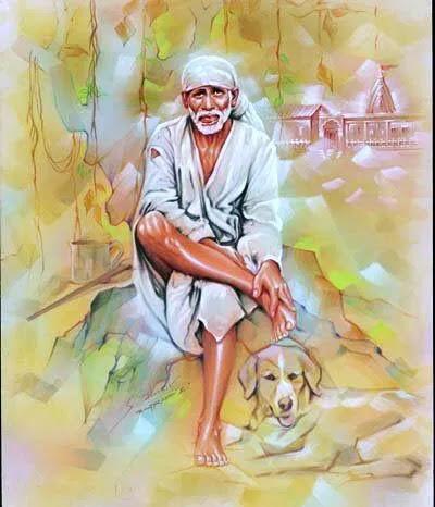 Sai Baba's Words On God-Realization - The Diary of Haji Abdul Baba