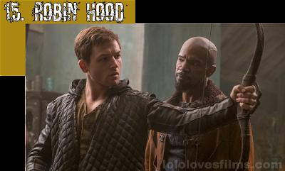 Robin Hood 2018 movie Taron Egerton Jamie Foxx