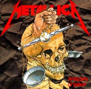 """Το single των Metallica """"Harvester of Sorrow"""""""