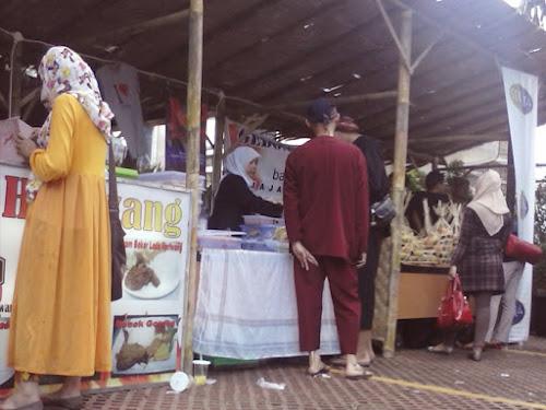 Bazar Ramadan Bandung 2019