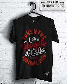 Kaos Bola Juventus Murah