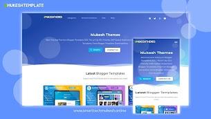 Blanter Theme - Premium Blogger Template