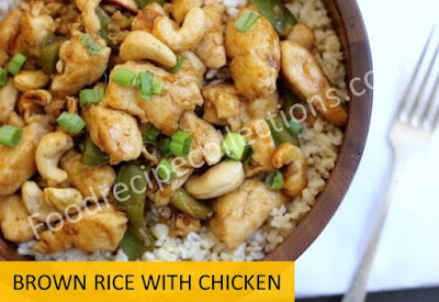 Brown Rice and Chicken Recipes Healthy