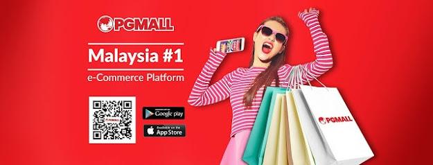 PG MALL JUALAN MEGA 9.9 KEMBALI !!