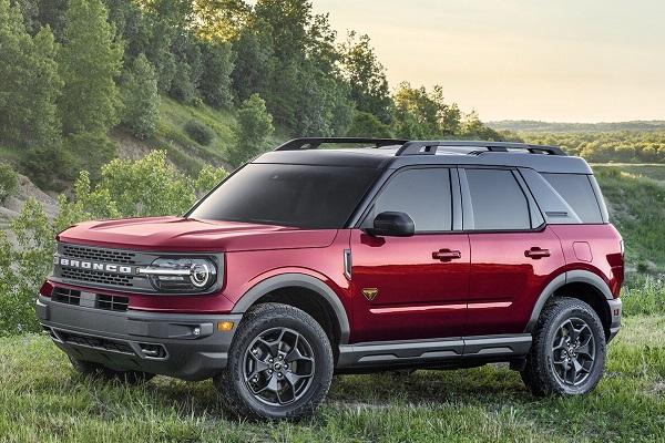 Ficha Técnica Ford Bronco Sport 2.0 Wildtrack 2021