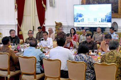 Presiden Jokowi Ingin Produk Mebel Tembus Pasar Internasional