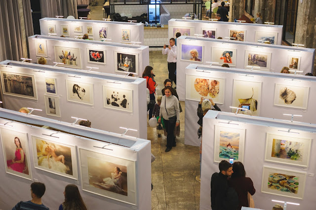The International Watercolour Festival, Moscow