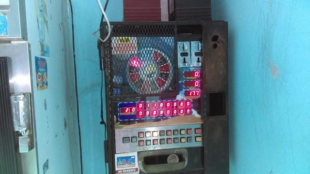 PN en SFM realiza amplio operativo y decomisa múltiples máquinas tragamonedas
