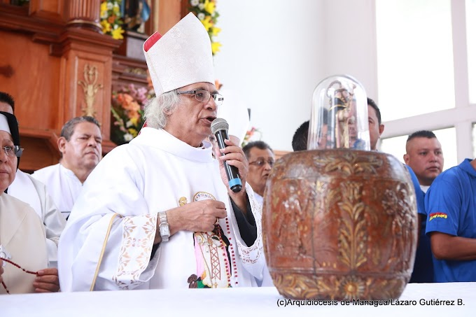 """Cardenal Brenes da orientaciones pastorales sobre fiestas patronales: """"La vida por encima de todo"""""""