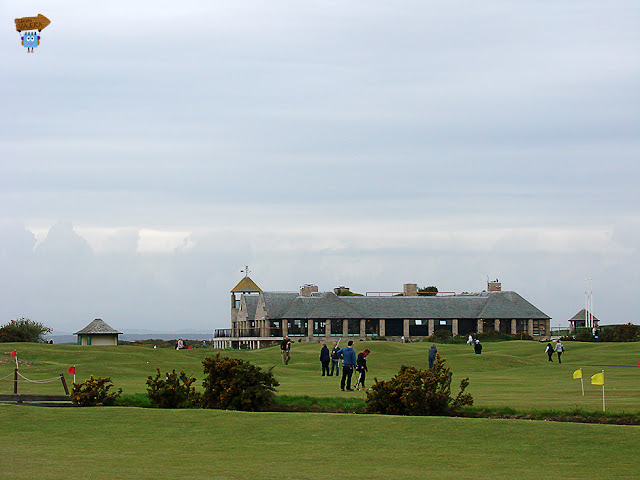 Old Course en St. Andrews
