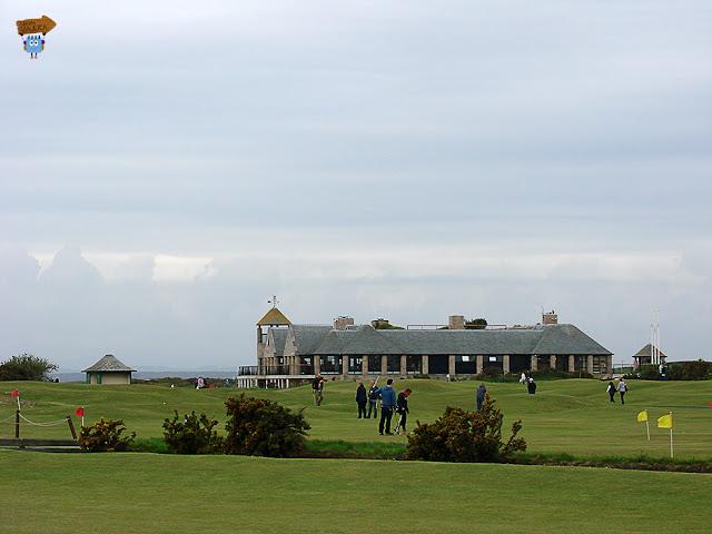 Old Course en St. Andrews