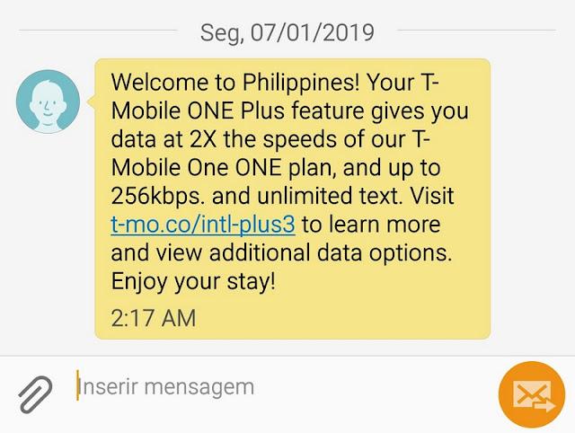 Chip de celular para usar internet nas Filipinas