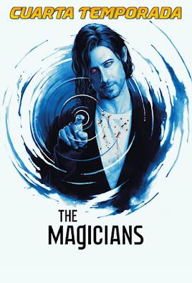 The Magicians (TV Series) S04 Custom HD Dual Latino 5.1 3DVD