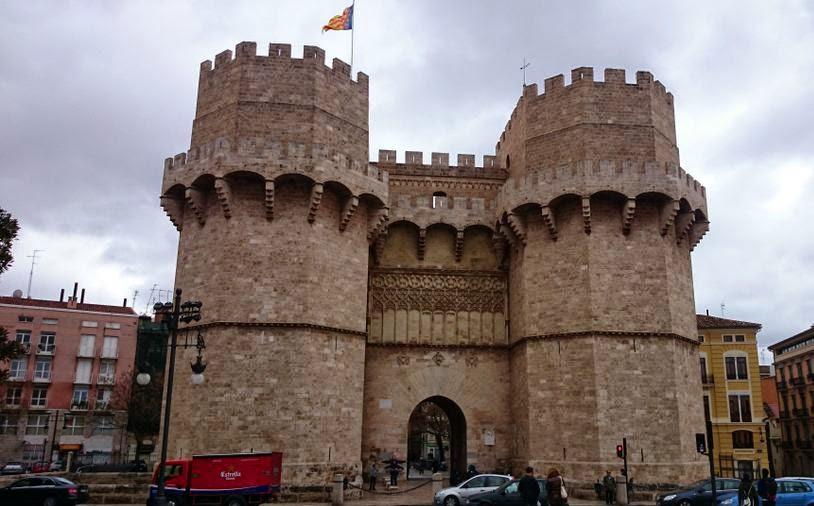 Torres de Serrano.