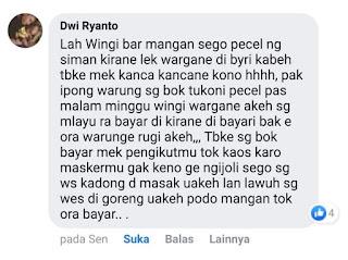 Di Facebook, Ipong Muchlissoni di Fitnah lagi