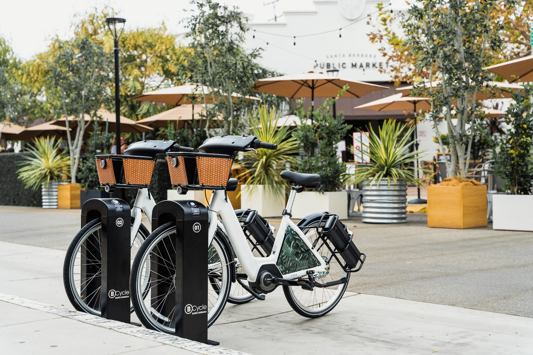 BCycle Introduces New Flexible Docking Technology