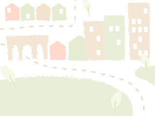 A map of Ginger's home