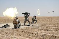 Carl Gustaf rekylløs kanon / granatkaster. CC0 fra det amerikanske forsvaret.