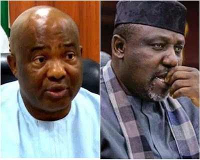 Comments Okorocha Made Before Imo Election That Uzodinma May Never Forget