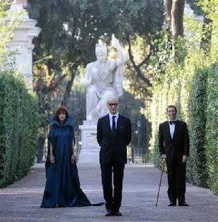 The Great Beauty, Movie Scenes, Showing the Fine Arts of Rome La Grande Belezza, Scene di Film che mostrano le belle arti di Roma