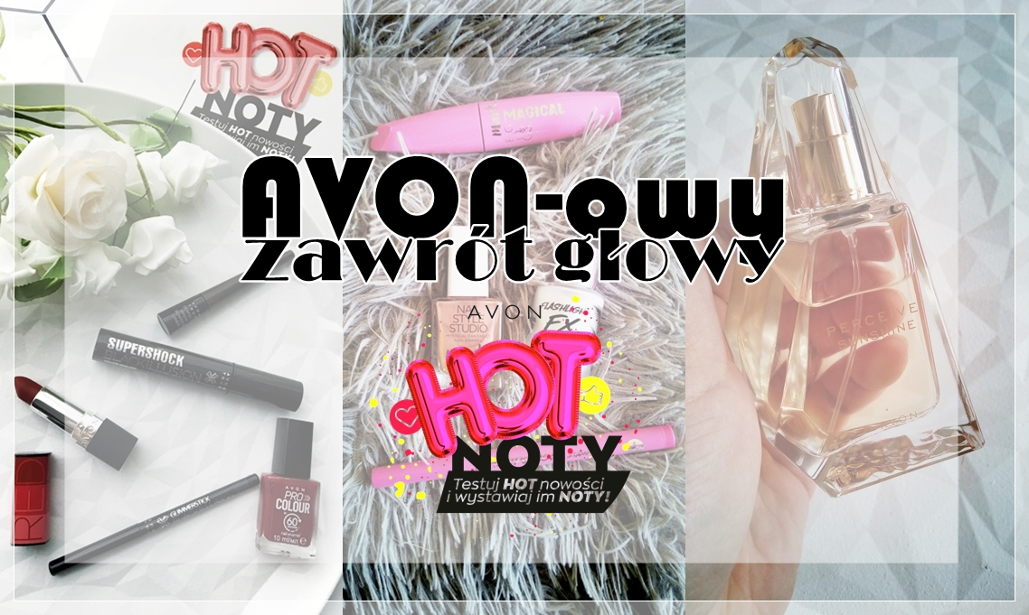 HOT NOTY AVON